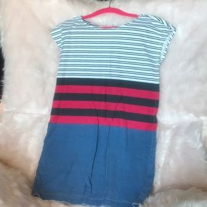 Tea Collection striped tunic dress size 6